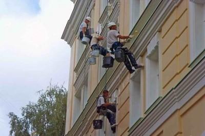 Кап ремонт здания