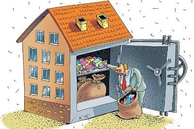Доходы и расходы УК