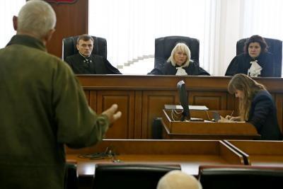 Принятие решения судом