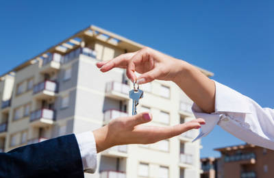 При продаже квартиры