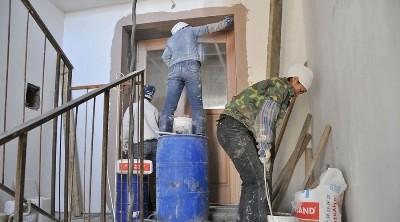 Обрпазец заявления на замену двери от жильцов дома