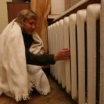 Жалоба на отопление в УК