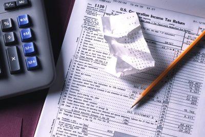 Проводки в бухгалтерском учете управляющей компании