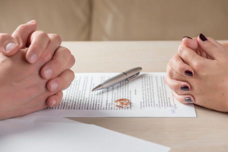 Где регистрируется брачный договор