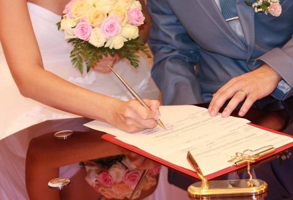 Можно ли расписаться в другом городе без пропискиподать заявление зарегистрировать брак регистрация брака без прописки