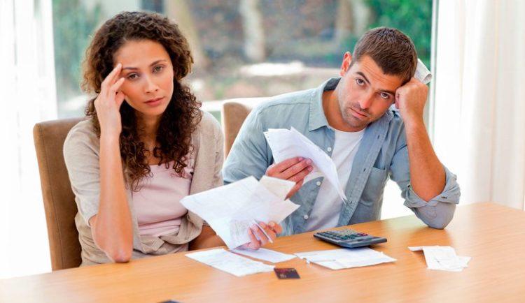 Определение долей в квартире между супругами