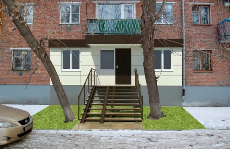 Что значит строение дома