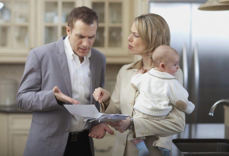 Что делать, если отец не платит алименты на ребенка?